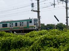 JR東北線